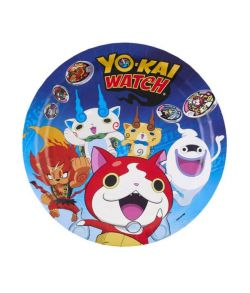 Yo-kai Watch tallerkner