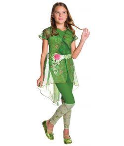 Poison Ivy kostume til piger.