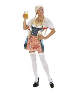 Heidi tyroler forklæde