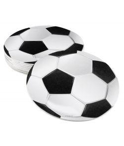 Fodbold bordskånere 6 stk