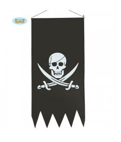 Pirat banner 43 x 86 cm