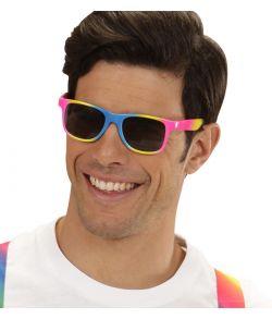 Regnbue briller