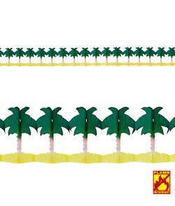 Palme guirlande 4 m