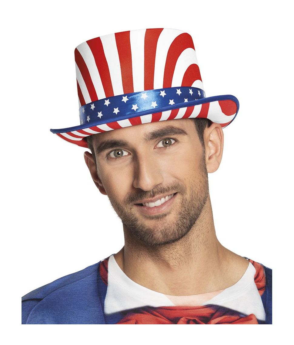 USA deluxe Hat