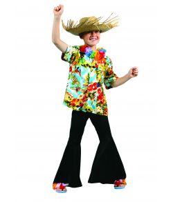 Hawaiiskjorte til børn