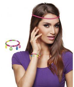 Hippie armbånd