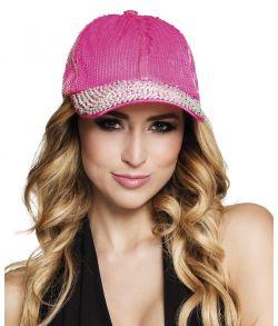 Pink Bling kasket