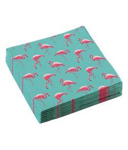 Flamingo Paradise servietter
