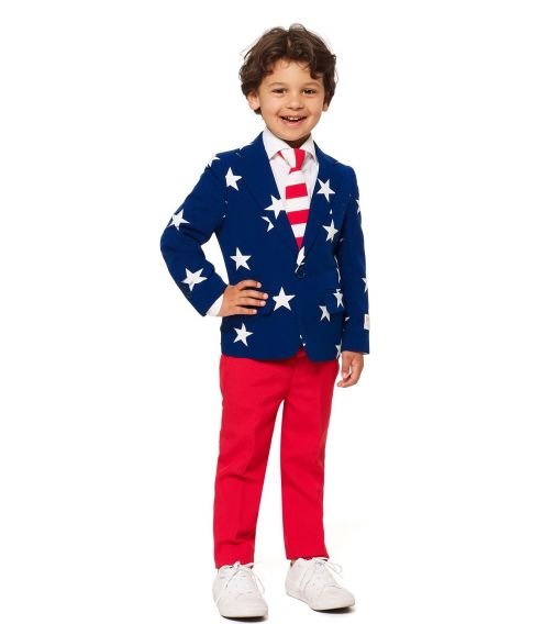 Opposuit Stars & Stripes til teenagers.