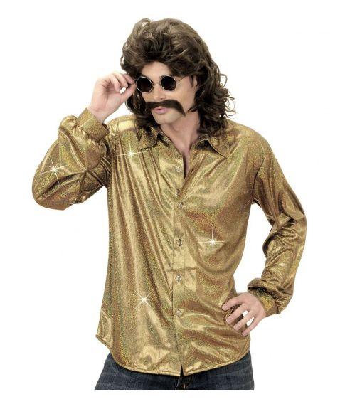 Guld skjorte