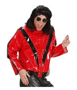 Michael Jackson jakke til kostume.