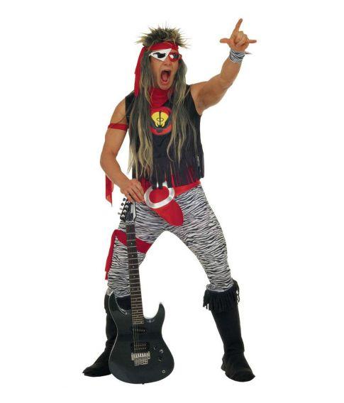 Rock Star kostume