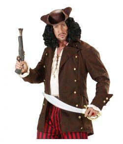 Piratjakke til udklædning.