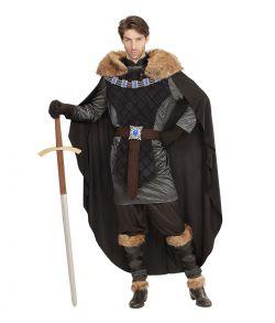 Middelalder kostume til mænd.
