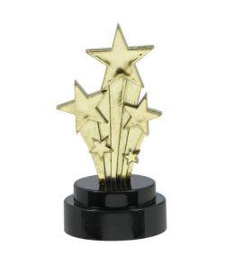 Award stjerne pokal 6 stk