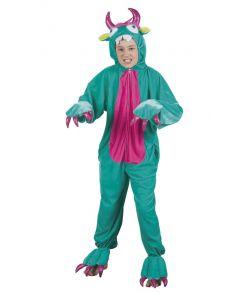 Monster kostume 140 cm