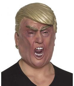 Donald Trump maske.