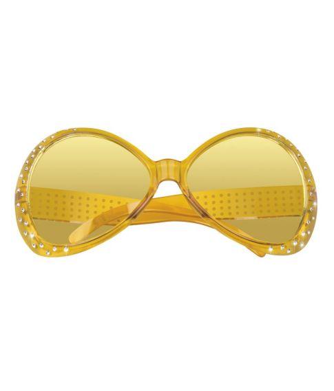 066e28c3ac90 Gule briller til 80er udklædningen.