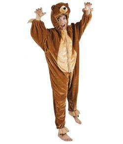 Billigt bjørne kostume til børn.