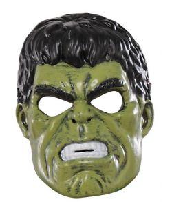 Hulk Avengers maske, barn