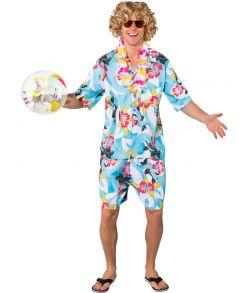Beach boy kostume.