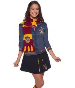 Harry Potter Gryffindor Deluxe halstørklæde.