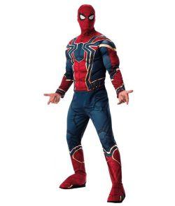 Spiderman Avengers Infinity War kostume til voksne.