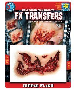 Ripped flesh FX