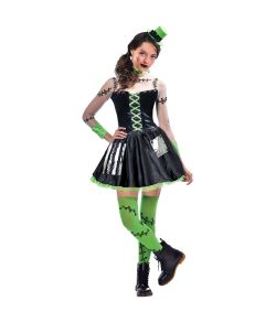 Freaky Frankie halloween kostume.
