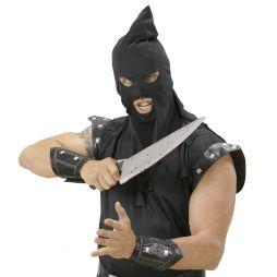 Blodig kniv til halloween udklædningen.