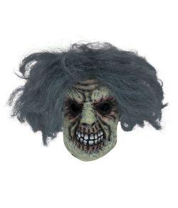 Horror Man maske, grå
