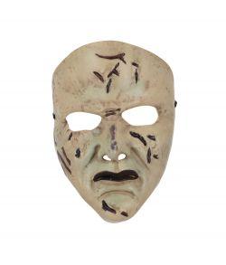 Horror Face maske PVC