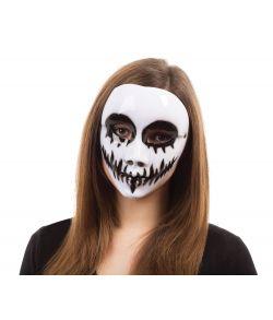 White Venom maske