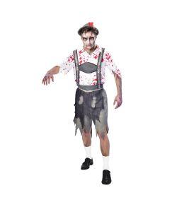 Oktoberfest Zombie kostume.