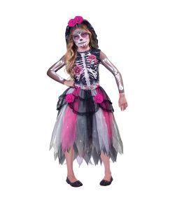 Day Of The Dead Spirit kostume