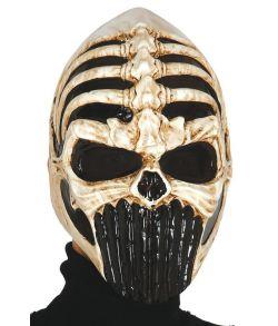 Skull Warrior maske til voksne.