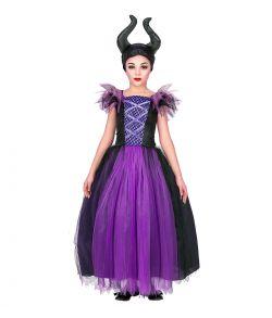 Maleficent kostume til piger.