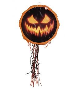 Creepy Pumpkin piñata.