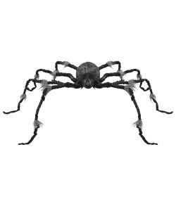 Stor edderkop til halloween.