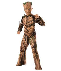 Teen Groot kostume til drenge.