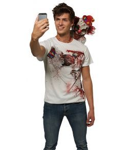 Selfie Klovn t-shirt