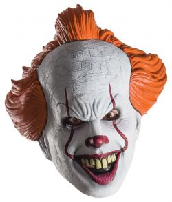 Pennywise 2 maske til Halloween