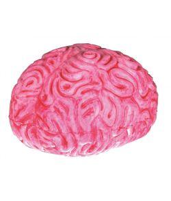 Squishy hjerne i gummi og skum.