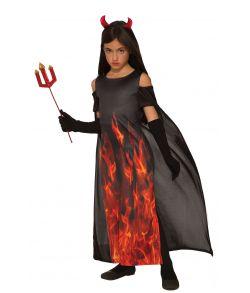 43113cee563b Halloween kostumer til pige - Fest   Farver