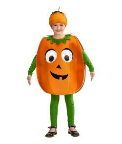 Græskar kostumer til små børn.