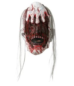 Hand on Face Maske