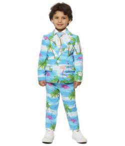 OppoSuit Flaminguy jakkesæt til drenge.