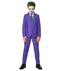 Suitmeister The Joker til drenge.