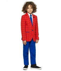OppoSuit Spiderman jakkesæt til drenge.