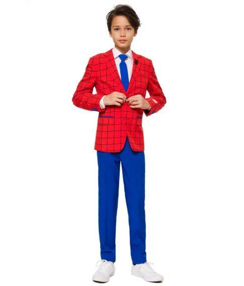 OppoSuit Spiderman jakkesæt til teens.